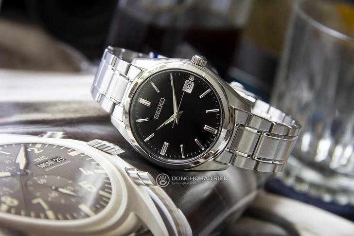 Đồng hồ Seiko SUR311P1 máy Nhật cùng mặt kính Sapphire - Ảnh 1