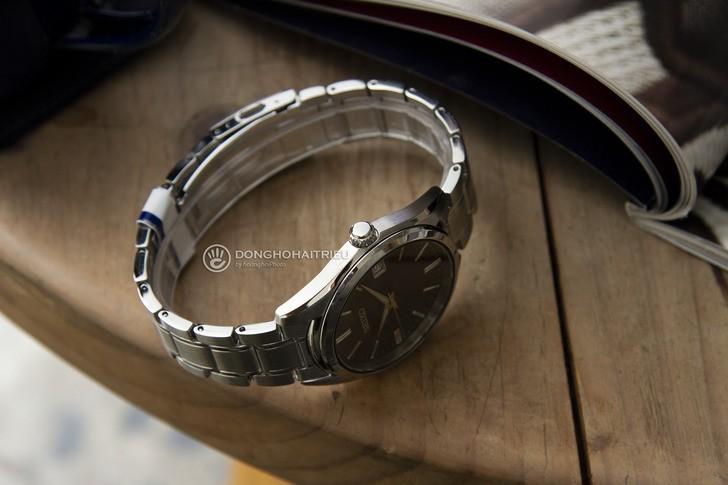 Đồng hồ Seiko SUR311P1 máy Nhật cùng mặt kính Sapphire - Ảnh 6