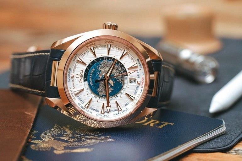 Đồng hồ Omega Seamaster mang sự huyền diệu của biển cả - Ảnh 1