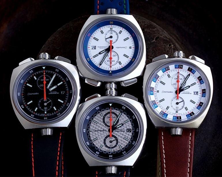 Đồng hồ Omega Seamaster Bullhead có 4 phiên bản - Ảnh 20