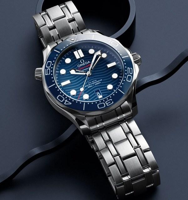 Đồng hồ Omega Seamaster Diver 300m - Ảnh 4