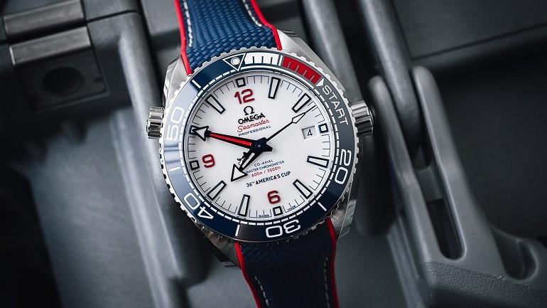 Đồng hồ Omega Seamaster Ocean Planet trang nhã- Ảnh 7