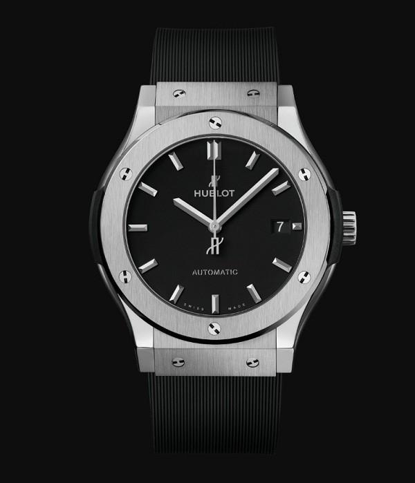 10 chiếc đồng hồ Hublot Classic Fusion bán chạy nhất thế giới - Ảnh: 1