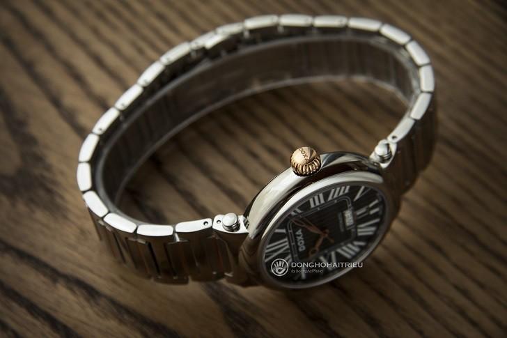 5 lý do giúp đồng hồ Doxa D124RBKW chinh phục cánh mày râu - Ảnh 4