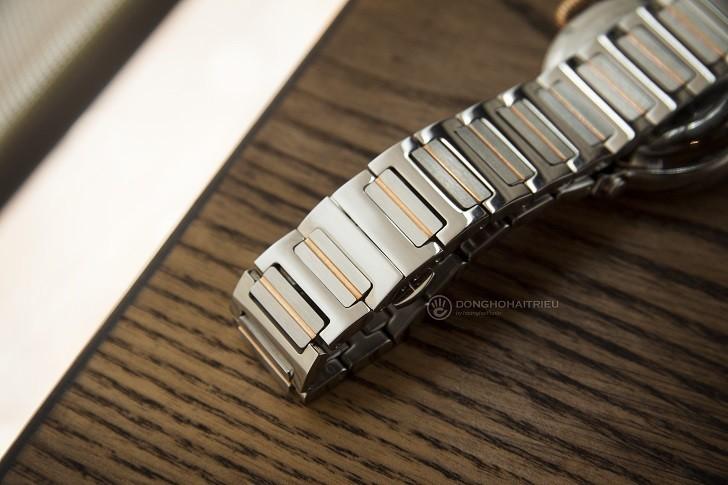 5 lý do giúp đồng hồ Doxa D124RBKW chinh phục cánh mày râu - Ảnh 2