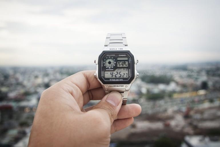 Bảng giá thay mặt kính đồng hồ Casio, Casio Edifice, G-Shock - Ảnh: 1