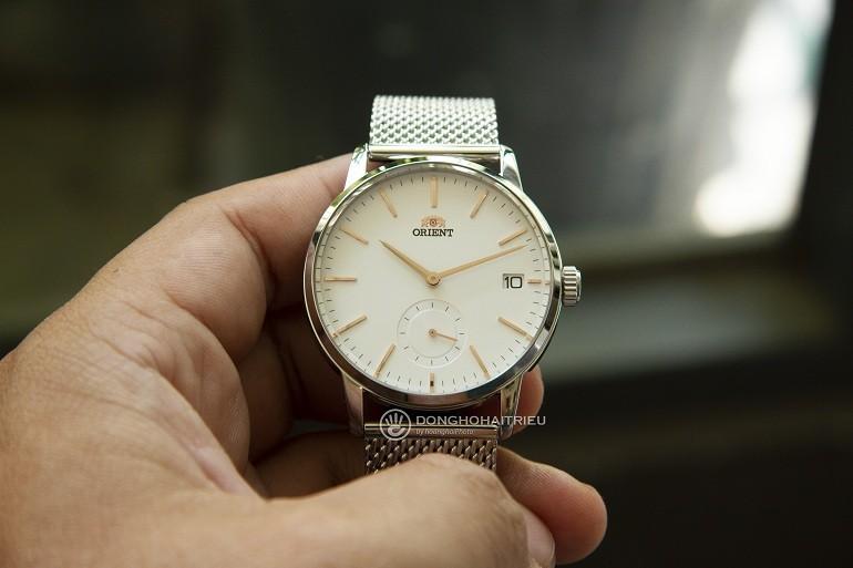 hệ lụy khi thay mặt kính đồng hồ Orient tùy tiện - Ảnh 6