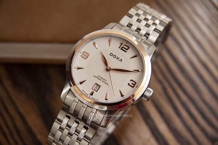 Đánh giá đồng hồ Doxa D147RWH toàn tập từ trong ra ngoài - Ảnh 1