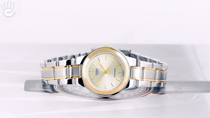Đồng hồ Casio LTP-1131G-9ARDF giá rẻ, thay pin miễn phí - Ảnh 1