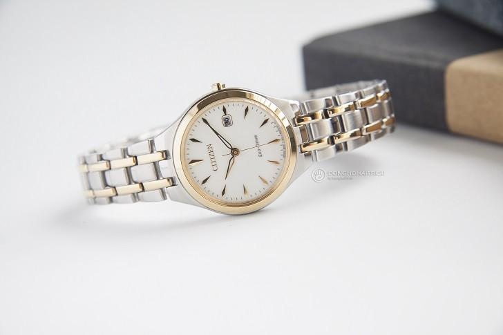 Đồng hồ Citizen EW2484-82B Công nghệ Eco-Drive độc quyền - Ảnh 6