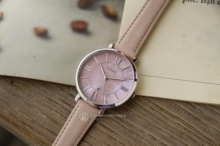 Đồng hồ Fossil ES4151 giá rẻ, thay pin miễn phí trọn đời - Ảnh 1