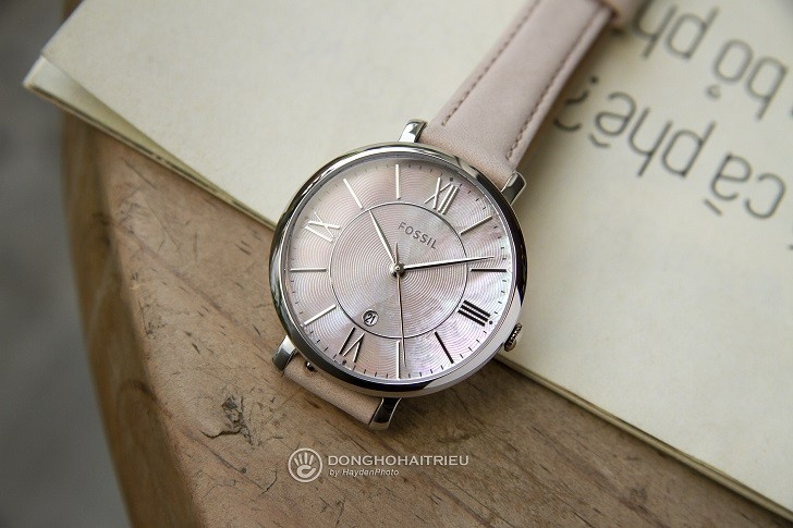 Đồng hồ Fossil ES4151 giá rẻ, thay pin miễn phí trọn đời - Ảnh 2