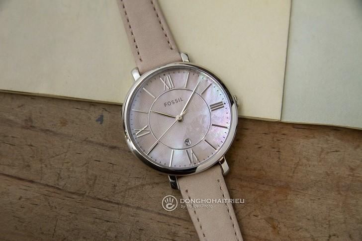 Đồng hồ Fossil ES4151 giá rẻ, thay pin miễn phí trọn đời - Ảnh 3