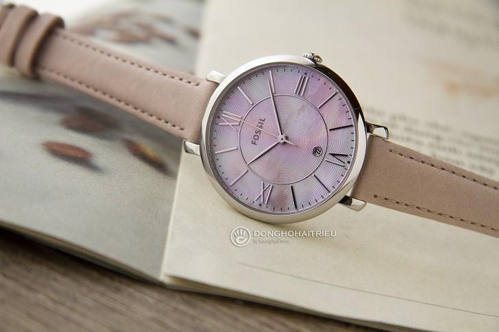 Đồng hồ Fossil ES4151 giá rẻ, thay pin miễn phí trọn đời - Ảnh 8