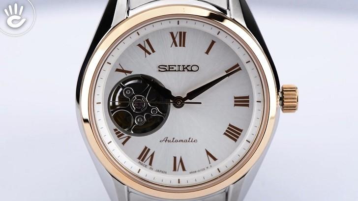 Đồng hồ Seiko SSA872J1 Automatic, trữ cót lên đến 40 giờ - Ảnh 1