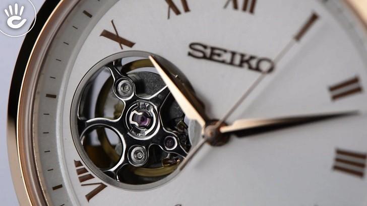 Đồng hồ Seiko SSA872J1 Automatic, trữ cót lên đến 40 giờ - Ảnh 2