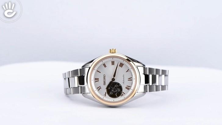 Đồng hồ Seiko SSA872J1 Automatic, trữ cót lên đến 40 giờ - Ảnh 3