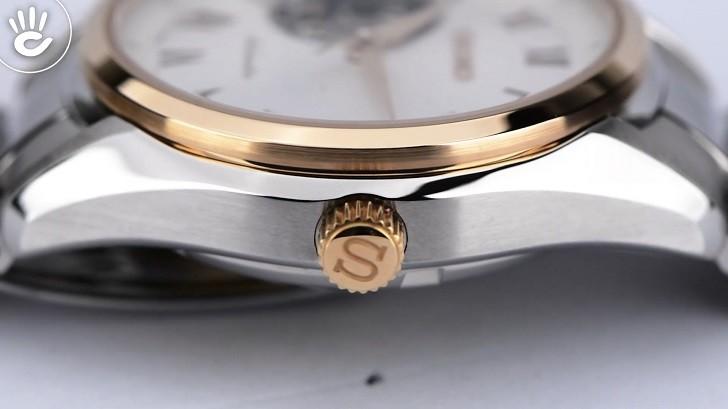 Đồng hồ Seiko SSA872J1 Automatic, trữ cót lên đến 40 giờ - Ảnh 5