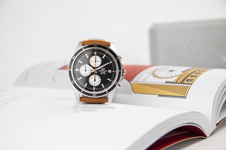 Đồng hồ thể thao Casio EFR-547L-7AVUDF đạt chuẩn Japan Movt - Ảnh 1