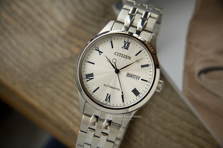 Đồng hồ Citizen NH7501-85A: Đẳng cấp với vẻ đẹp hoàn hảo - Ảnh 2