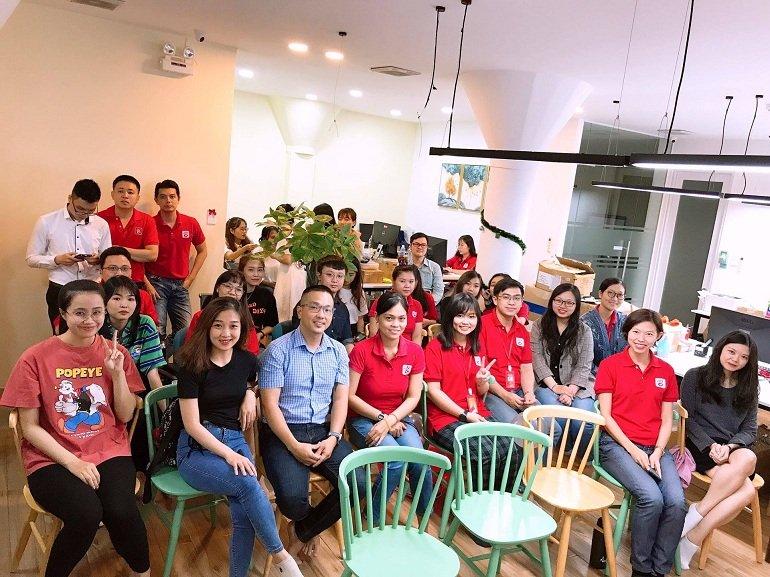 """CMO Đặng Hải Triều: """"Marketing Online là thế mạnh của chúng tôi"""" - Ảnh: 5"""