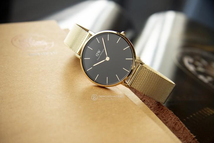 Đồng hồ Daniel Wellington DW00100347 giá rẻ, siêu mỏng 6mm - Ảnh 1