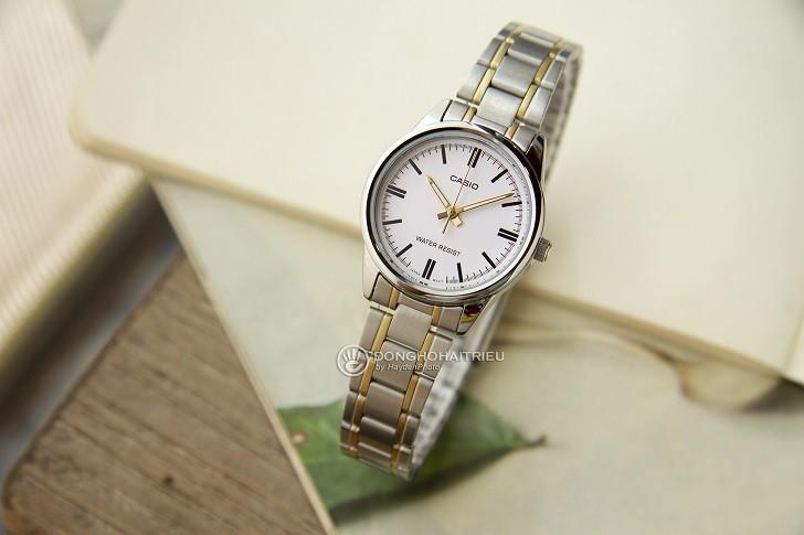 Đồng hồ Casio LTP-V005SG-7AUDF giá rẻ, thay pin miễn phí - Ảnh 1