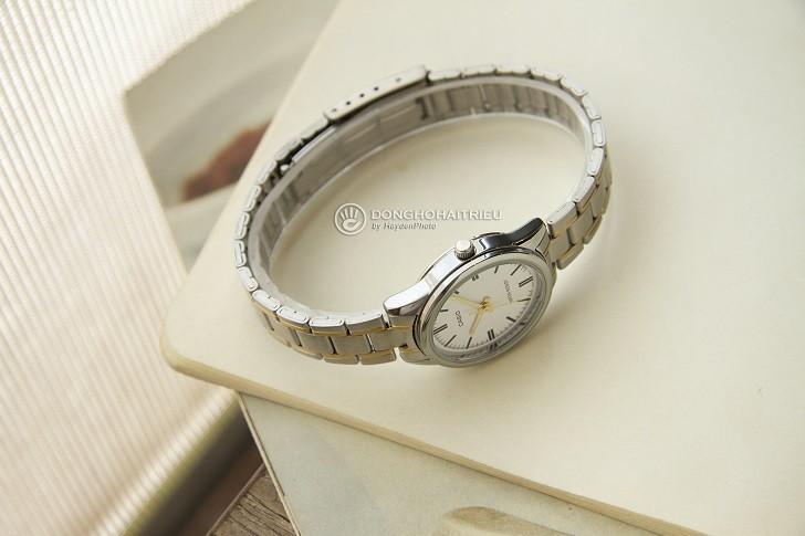 Đồng hồ Casio LTP-V005SG-7AUDF giá rẻ, thay pin miễn phí - Ảnh 4
