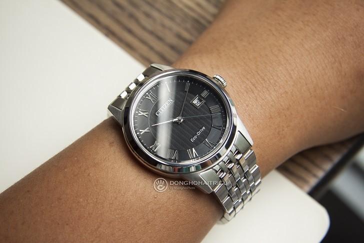Đồng hồ Citizen AW1230-51E Năng lượng Eco-Drive độc quyền - Ảnh 2