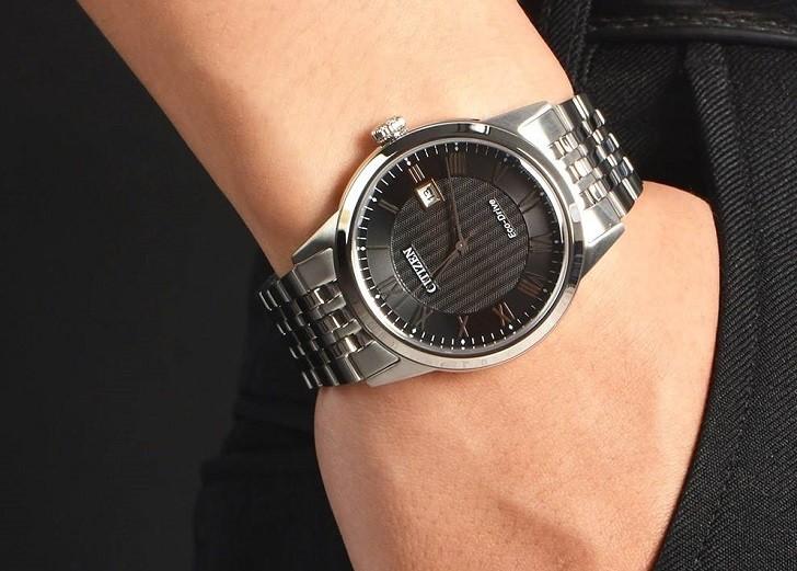 Đồng hồ Citizen AW1230-51E Năng lượng Eco-Drive độc quyền - Ảnh 4