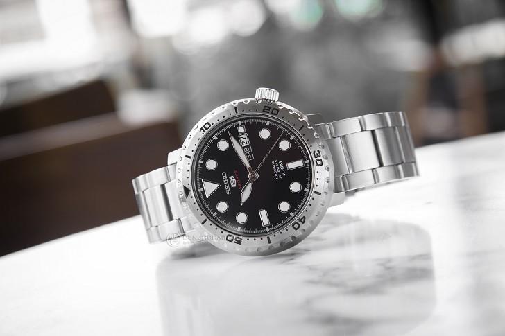 Đồng hồ Seiko SRPC61K1 Automatic, trữ cót lên đến 40 giờ - Ảnh 1