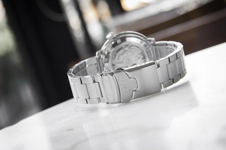 Đồng hồ Seiko SRPC61K1 Automatic, trữ cót lên đến 40 giờ - Ảnh 4