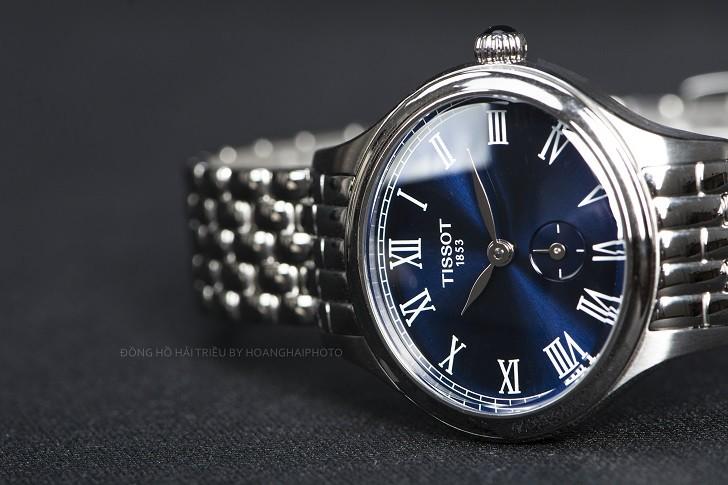 Đồng hồ Tissot T103.110.11.043.00: Kính Sapphire bền bỉ - Ảnh 2