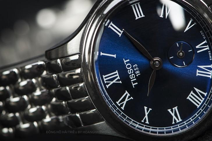 Đồng hồ Tissot T103.110.11.043.00: Kính Sapphire bền bỉ - Ảnh 3