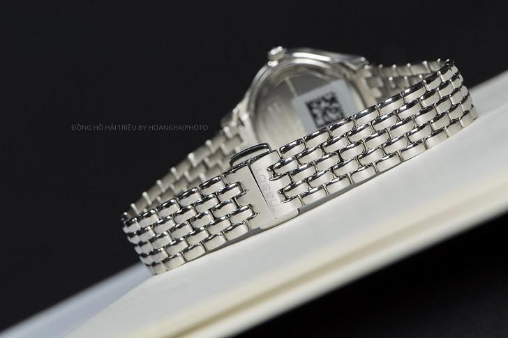 Đồng hồ Tissot T103.110.11.043.00: Kính Sapphire bền bỉ - Ảnh 5