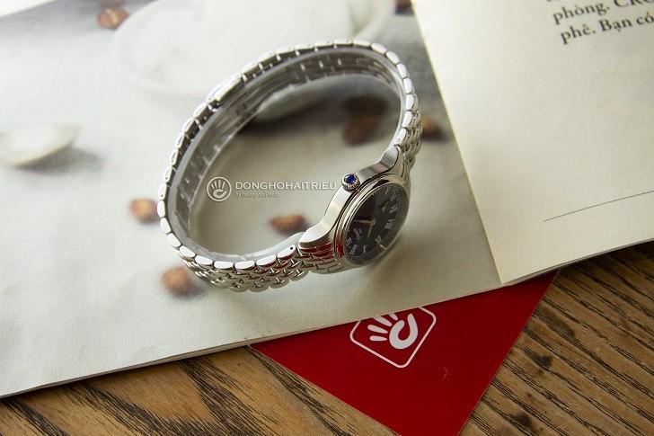 Đồng hồ Tissot T103.110.11.043.00: Kính Sapphire bền bỉ - Ảnh 6