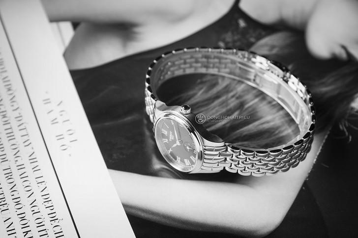 Đồng hồ Tissot T103.110.11.043.00: Kính Sapphire bền bỉ - Ảnh 7