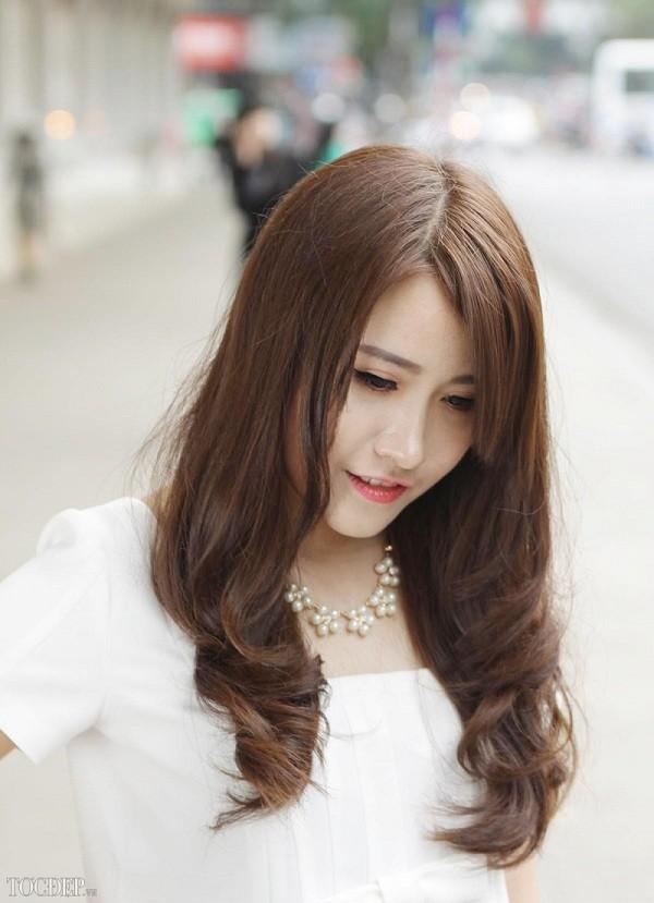 10 kiểu tóc nữ đẹp, thịnh hành nhất trong năm cho nàng - Ảnh: 12