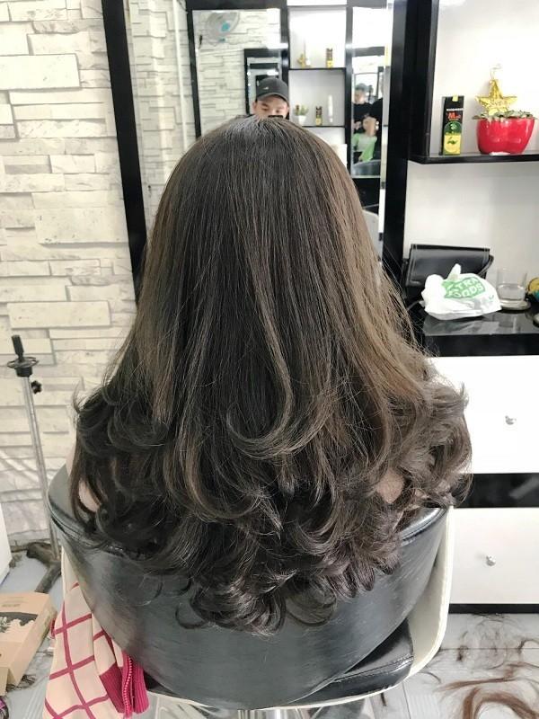 10 kiểu tóc nữ đẹp, thịnh hành nhất trong năm cho nàng - Ảnh: 13