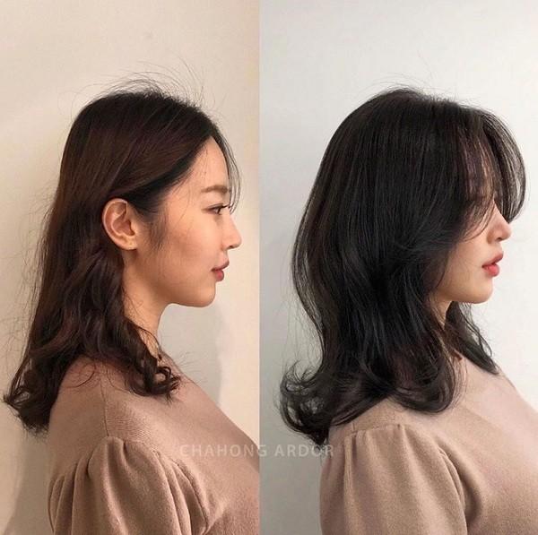 10 kiểu tóc nữ đẹp, thịnh hành nhất trong năm cho nàng - Ảnh: 15