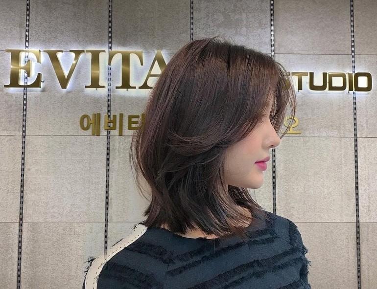 10 kiểu tóc nữ đẹp, thịnh hành nhất trong năm cho nàng - Ảnh: 3