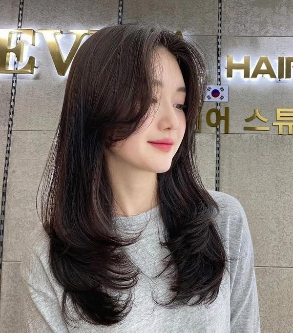 10 kiểu tóc nữ đẹp, thịnh hành nhất trong năm cho nàng - Ảnh: 5
