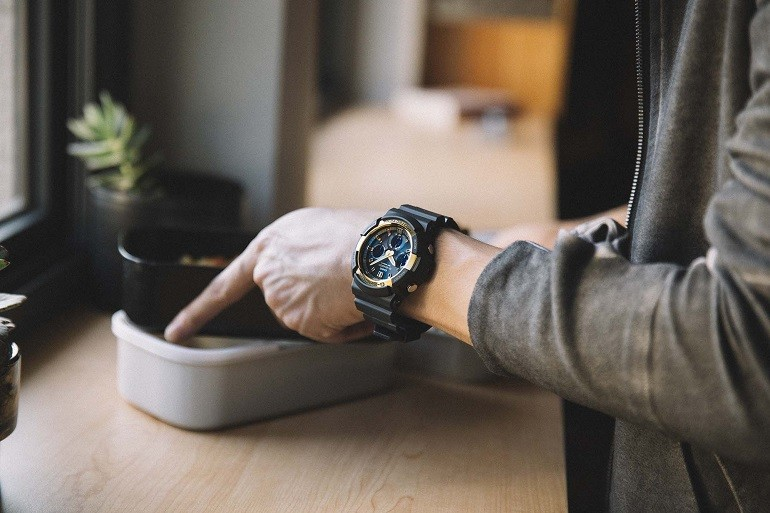 Casio là thương hiệu đồng hồ nam 4 triệu nổi tiếng - Ảnh 2