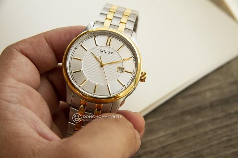 Citizen là thương hiệu nổi tiếng trong khuôn khổ đồng hồ nam giá 3-4 triệu - Ảnh 3