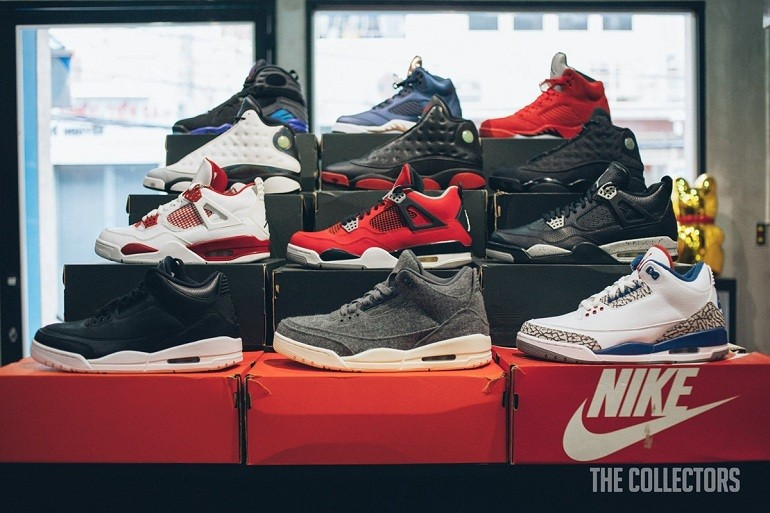 10 shop giày sneaker nam, nữ chính hãng uy tín nhất hiện nay - Ảnh: 14