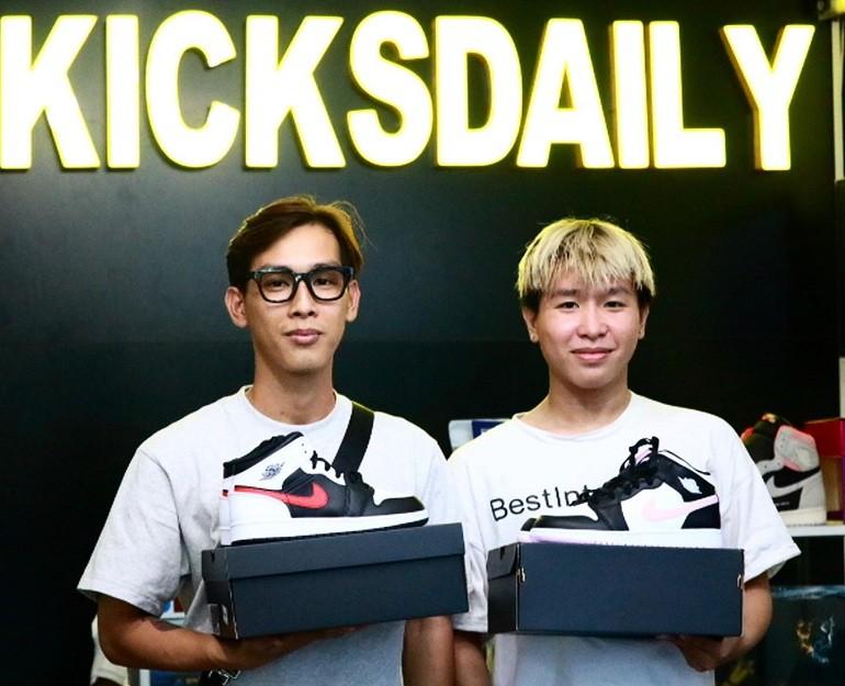 10 shop giày sneaker nam, nữ chính hãng uy tín nhất hiện nay - Ảnh: 9