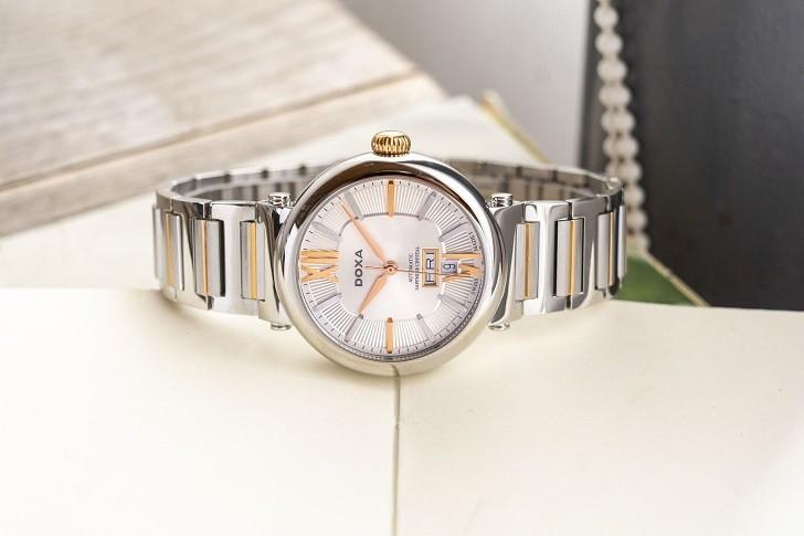 Chi 35 triệu mua đồng hồ Doxa D183RSV, bạn nhận lại gì - Ảnh 1