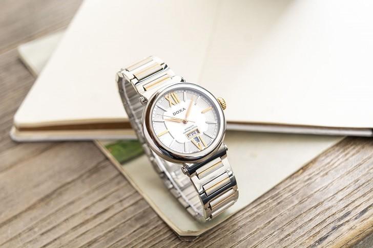 Chi 35 triệu mua đồng hồ Doxa D183RSV, bạn nhận lại gì - Ảnh 4