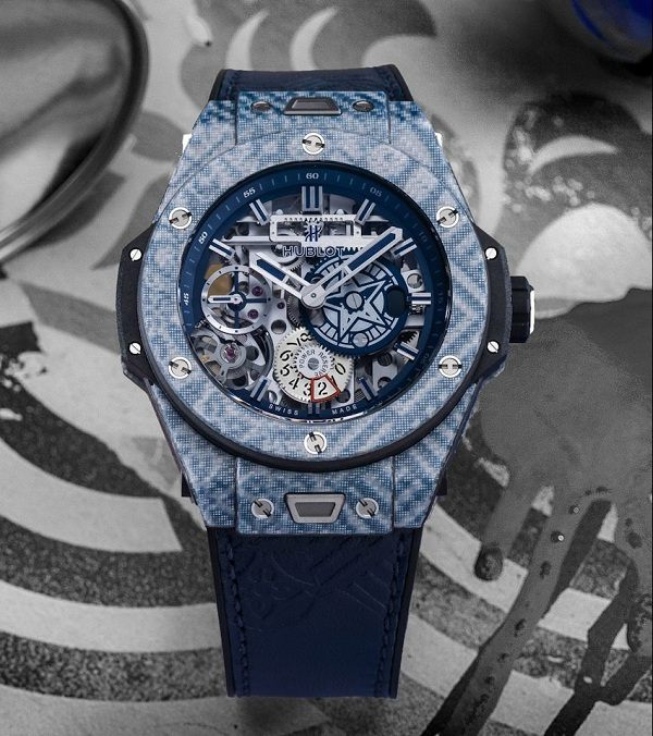 Đồng hồ Hublot Big Bang Meca-10 - Ảnh 11