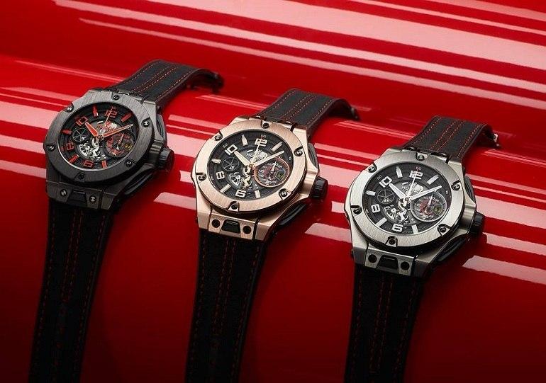 Đồng hồ Hublot Big Bang Ferrari -Ảnh 12